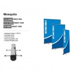 Mosquito banner stands