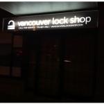 vancouver light box
